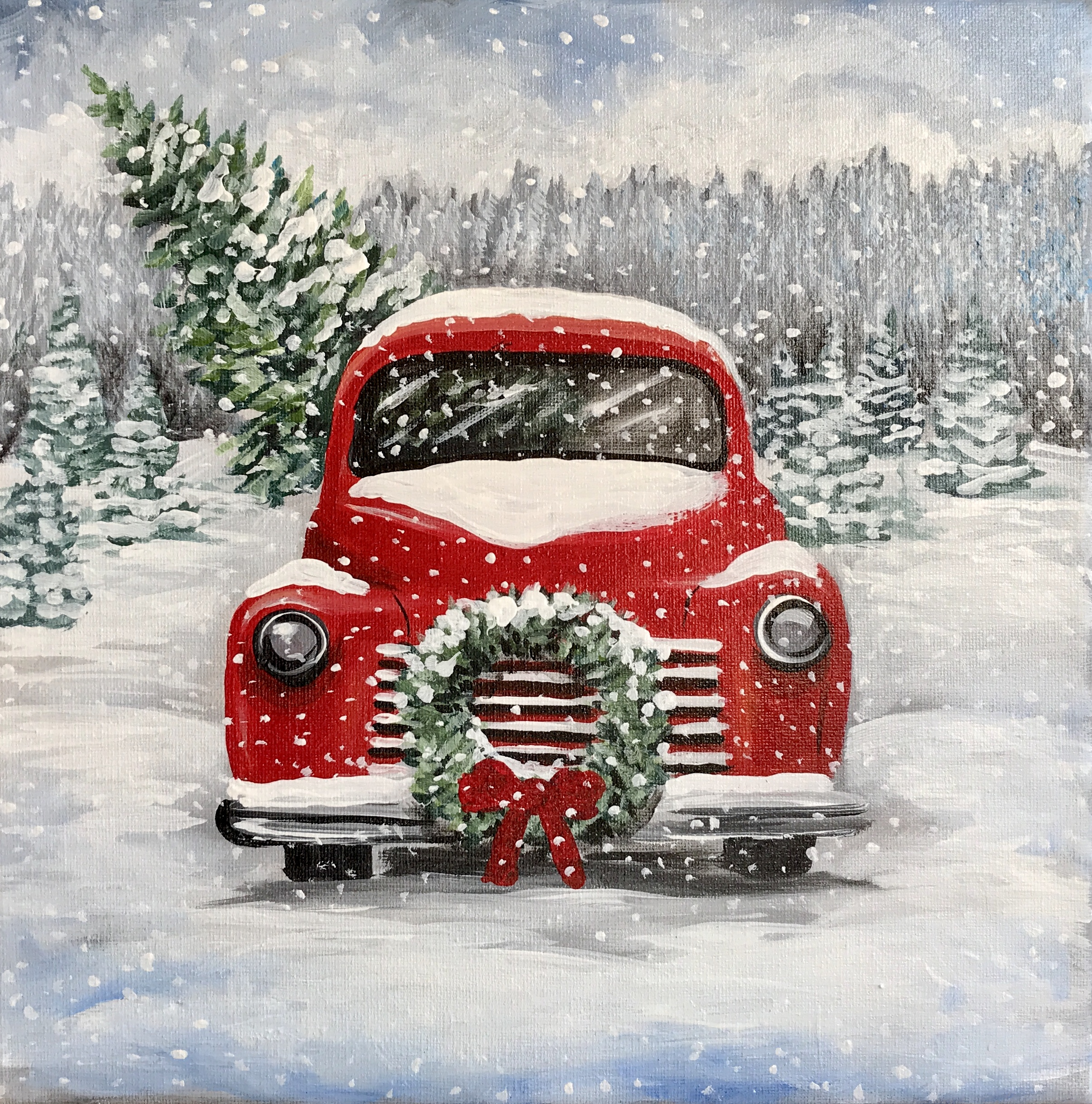 christmas in the country - Christmas In The Country