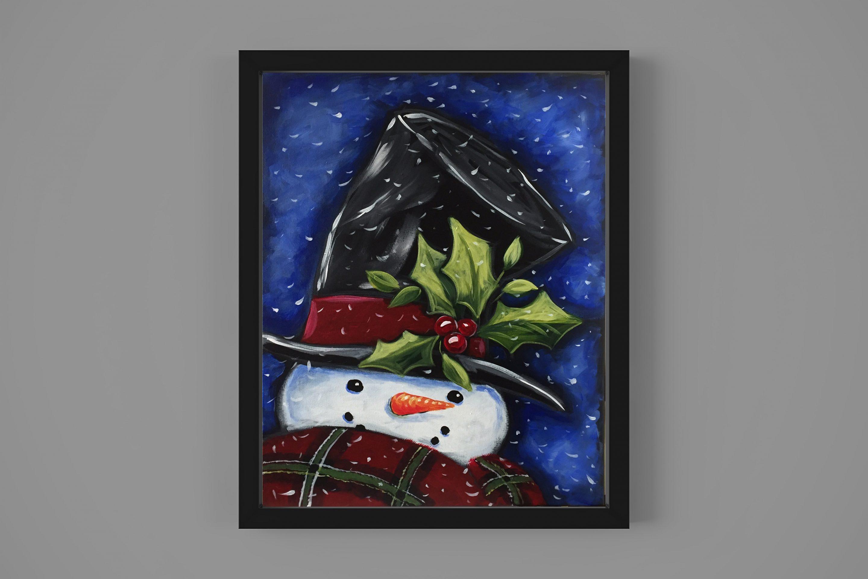 Frame Your Canvas (16×20)   Art Rave Inc.