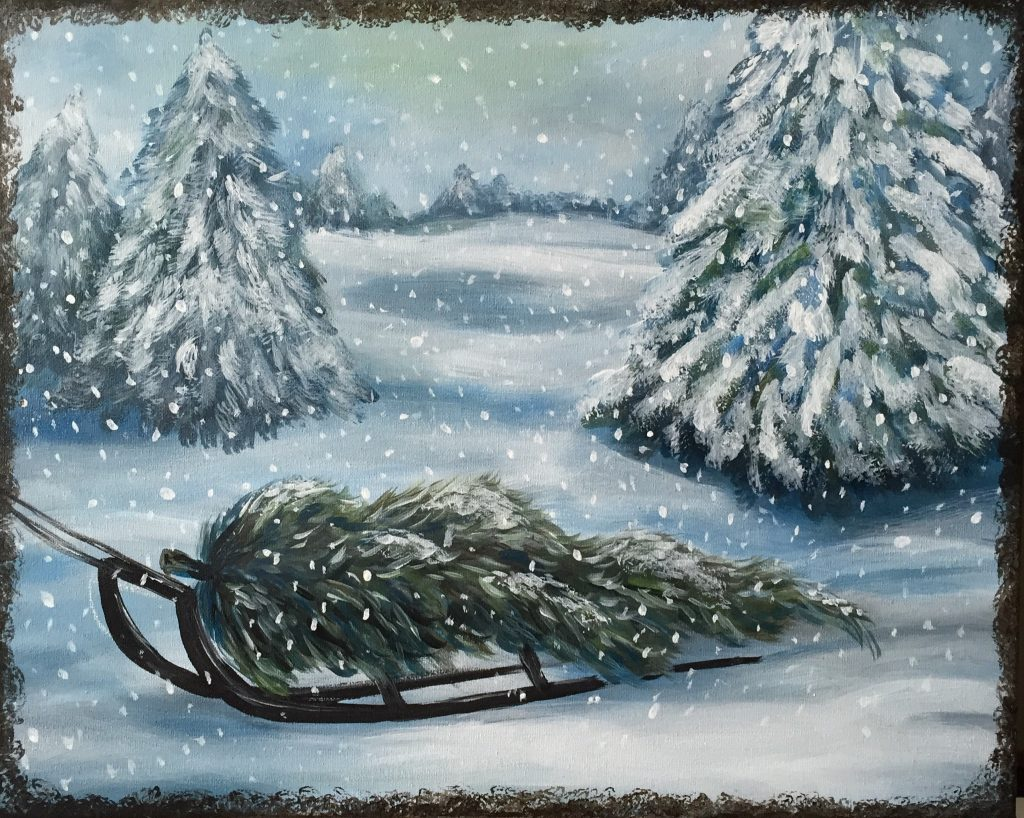 fresh cut christmas mlg art rave inc