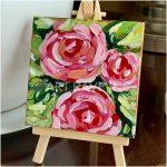 Mini Canvas Color Crush Series #1 @ Chicago Woodfire Pizza