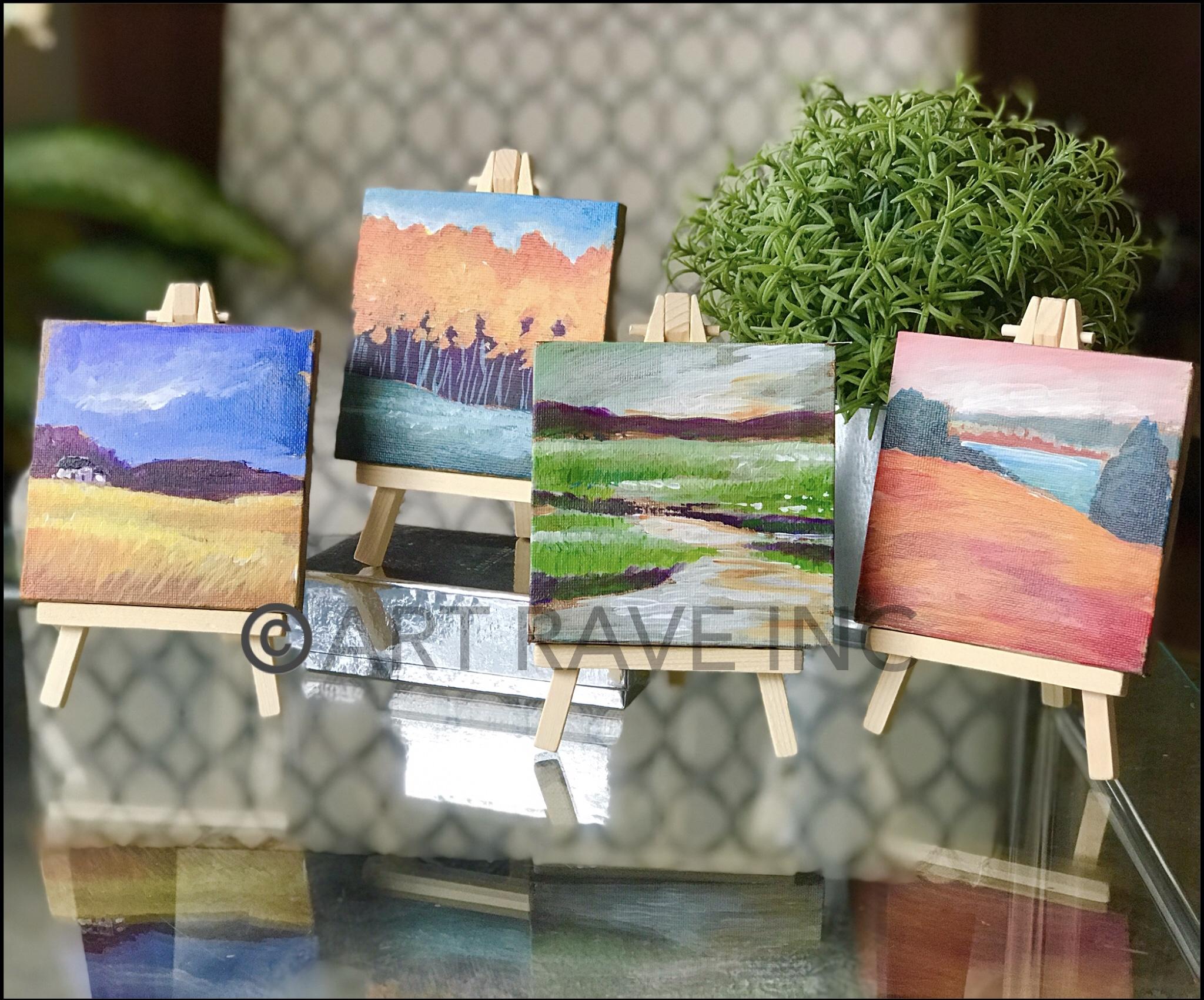 Mini Canvas #4