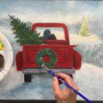 CHRISTMAS LIGHT LOOKOUT – Online Art Rave